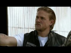 Jax Charlie Hunnam Soa, Jax Teller, Sons Of Anarchy, Man Alive, Sexy Men, Fictional Characters, Love, Man Candy Monday, Fantasy Characters