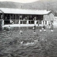 The pools along the Sea Point coast have an interesting history in that for decades people have enjoyed bathing. Today there is still the Milton Pool. History Online, Beach Road, Recreational Activities, African History, Africa Travel, Cape Town, Continents, South Africa, Sea