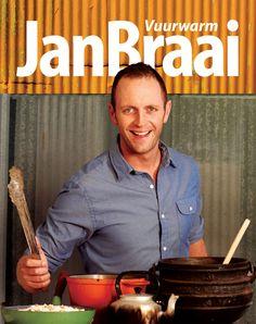 Vuurwarm JanBraai - Suid-Afrikaners vier elke jaar Nasionale Braaidag op 24 September. 'n Dag vir al die burgers van Suid-Afrika om lekker te ontspan en rondom die braaivleisvure te kuier met hul vriende en familie. Die dryfkrag agter hierdie inisiatief is n man bekend as Jan Braai.
