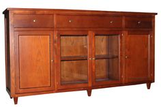Aparador cerezo madera maciza de fresno. China Cabinet, Buffet, Storage, Furniture, Home Decor, Sideboard Cabinet, Solid Wood, Cherry Tree, Purse Storage
