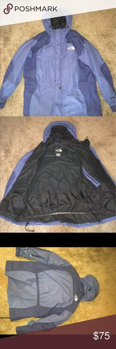 Men's north face gore Tex XL hooded jacket Men's north face gore Tex XL hooded jacket...doubled lined and waterproof...excellent condition The North Face Jackets & Coats