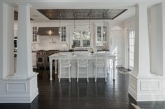 Love this kitchen by Jane Kelly