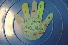 Stay Tuned!: Our Hands Make Music!