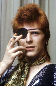 David Bowie, February 13, 1974, Amsterdam, Amstel hotel