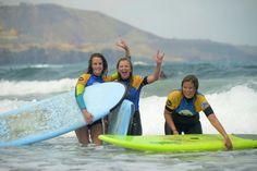 Holidays fun! #OceanSide #Quiksilver #SurfSchool #LasCanteras #LasPalmas #GranCanaria #CanaryIslands #Surf
