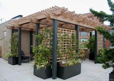 Fabulous Patio Ideas with Pergola 14