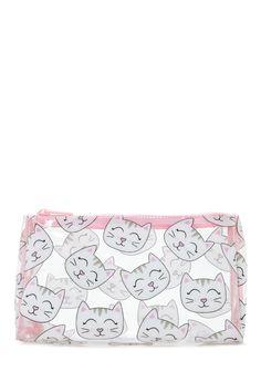 Sleeping Cat Makeup Bag Unicorn Cat 57e590c515f84