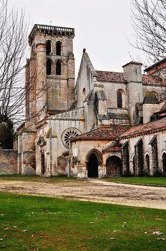 Framed Art Photo of the Abbey Church in Burgos, Spain.  Spanish historical monuments.  Medieval Catholic Churches.