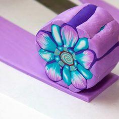 Мастер-класс: сложный цветок с нуля