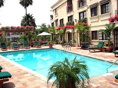 Visit The Best Western Plus Sunset Plaza Hotel In West Hollywood Right Next Door To Countless Famous Landmarks And Nightlife Spots Los Angeles