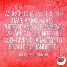 Mattie Montgomery quotes are the best quotes