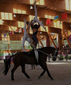 Vaulting Triple ~ 2012 World Championships