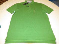 Men's Tommy Hilfiger Polo shirt  logo 7864547 Juniper 998 green L Classic Fit #TommyHilfiger #polo