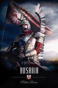 Poland History, My Family History, Medieval Fantasy, Fiction, Fantasy Art, Knight, Religion, Wings, Illustration