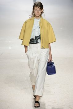 Joanna for 3.1 Phillip Lim SS14