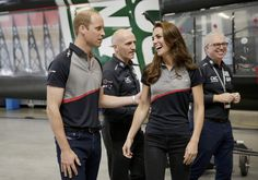 """Prince William Jokes About """"Spoilt"""" Prince George at a Racing Event With Kate Middleton"""