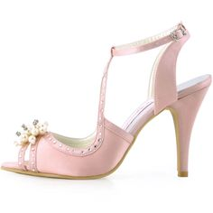 Pompes Blanches Rose Chaussures Évite DrujE1btd