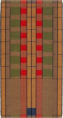 Arts & Crafts | Custom Woven Interiors, Ltd.   Kelly Marshall's wonderful design and execution.