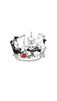 무민 Moomin / 아이폰 배경화면 : 네이버 블로그 Moomin Wallpaper, Wallpaper Doodle, Cartoon Wallpaper, Iphone Wallpaper, Little My Moomin, Cartoon Hippo, Moomin Mugs, Moomin Valley, Tumblr Backgrounds