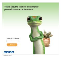 Geico Quote New Geico Insurance  Advertisement  Pinterest