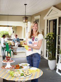 Porch Party: Casual Outdoor Entertaining Ideas