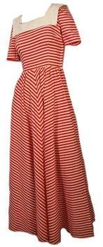 Vintage 1930s Bias Cut Gown