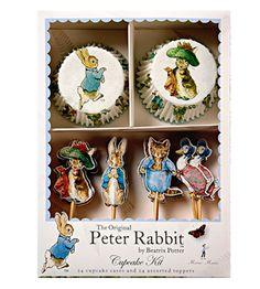 Beatrix Potter Party at Easter
