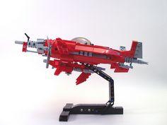 BS4-VR Soprano from Sine Mora #flickr #LEGO #plane