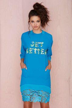 Three Floor Jet Set Dress | Shop Clothes at Nasty Gal