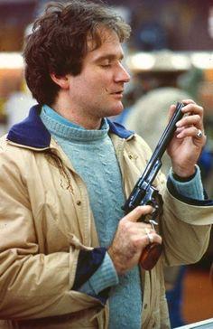 The Survivors, 1983 Robin Williams