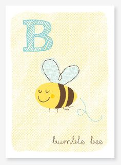 B is for Bumble Bee
