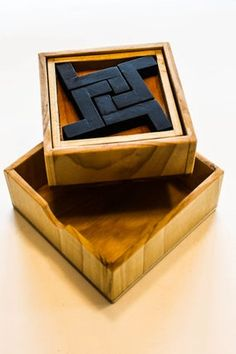 T & Z Puzzle: 18 Steps (with Pictures) Animal Puzzle, Fun Party Games, Cube Puzzle, Wooden Puzzles, Best Part Of Me, Coasters, Gadgets, Pictures, Magic