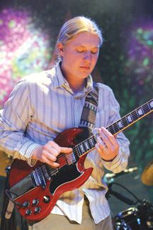 Derek Trucks, can´t beat that.