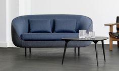 HAIKU sofa, design GamFratesi - Fredericia furnitures
