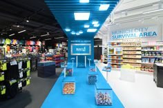Decathlon Connect store by kplus konzept, Munich – Germany » Retail Design Blog