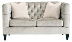 Beckett Loveseat from Bernhardt