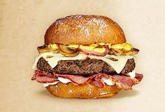 The Inaugural 30!  I'm not a huge hamburger fan, but this list of thirty look incredible!  Simple to change recipe to GF...just use GF buns or breads