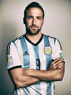 Gonzalo Higuain - Argentina