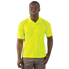 Show details for High Visibility Golfer
