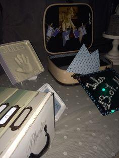 Table souvenir inspiration vintage créer par Jenny Guillon Dudrat la Team I Love Event !!