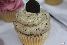 ¿Qué tal unos cupcakes de Oreo?