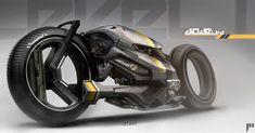 Cycle Concept Design by John McCoy