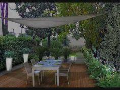 Verde Progetto: la progettazione di un giardino nel Lazio