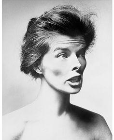 Katharine Hepburn - New York - 1955 © Richard Avedon