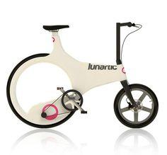 No Spokes Cycle | Yanko Design