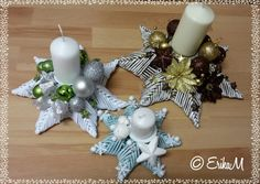 Vianocne svietniky