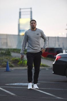 Klay Thompson of the Golden State Warriors arrives before the game against the Brooklyn Nets on March 8 2018 at ORACLE Arena in Oakland California. Pitt Basketball, Basketball Bracket, Gonzaga Basketball, Golden State Basketball, Basketball Game Tickets, Basketball Playoffs, Basketball Tricks, Basketball Practice, Basketball Goals