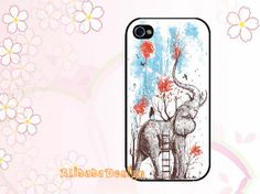 iphone 4 case iphone 4s case iphone 5 by AlibabaDesign on Etsy, $6.58