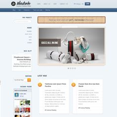 Wardrobe WordPress Theme