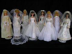 Barbie Wedding Gowns | Flickr - Photo Sharing!